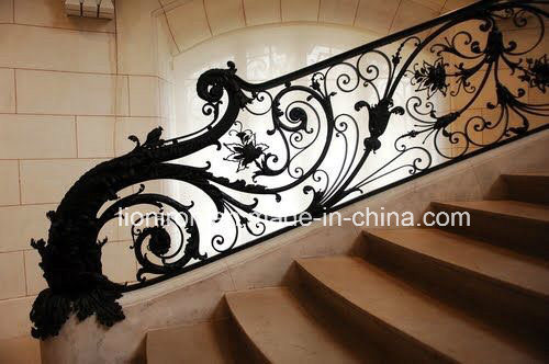 Hot-Sales Interior Iron Stair Railing