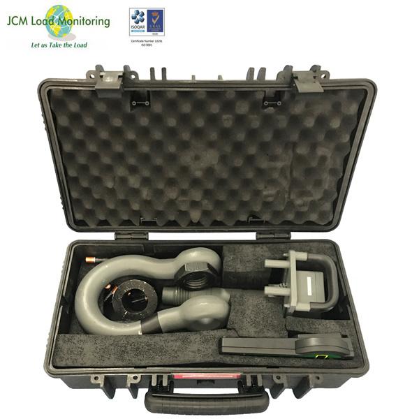 120t/1200kn Wireless Shackle Type Crane Scale Sensor