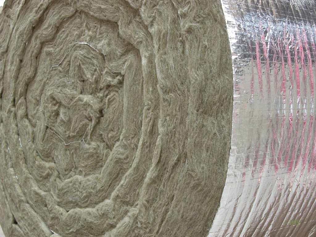 Hot Sale Rockwool Blanket with Aluminum Foil