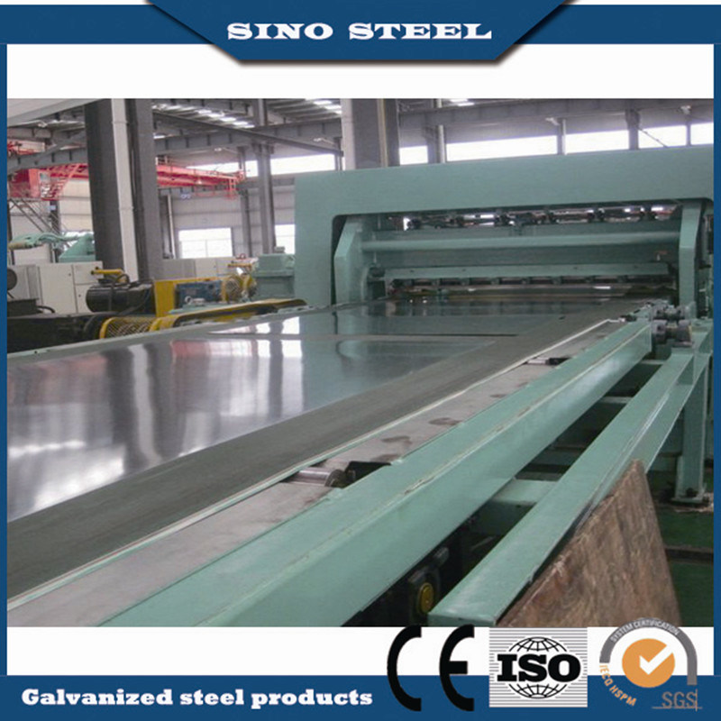 Regular Spangle Unoiled SGCC Galvanized Plate