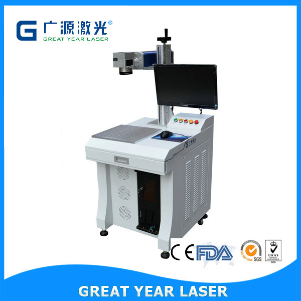Logo Marking, Numbers Mini Ring Engraving, Fiber Laser Marking Machine
