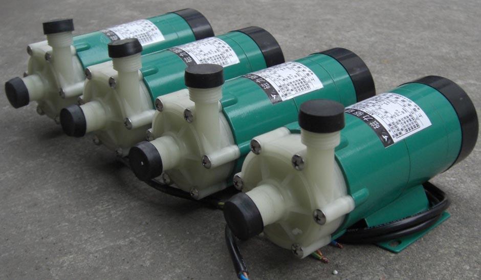 Mini Plastic Magnetic Pump (MP)
