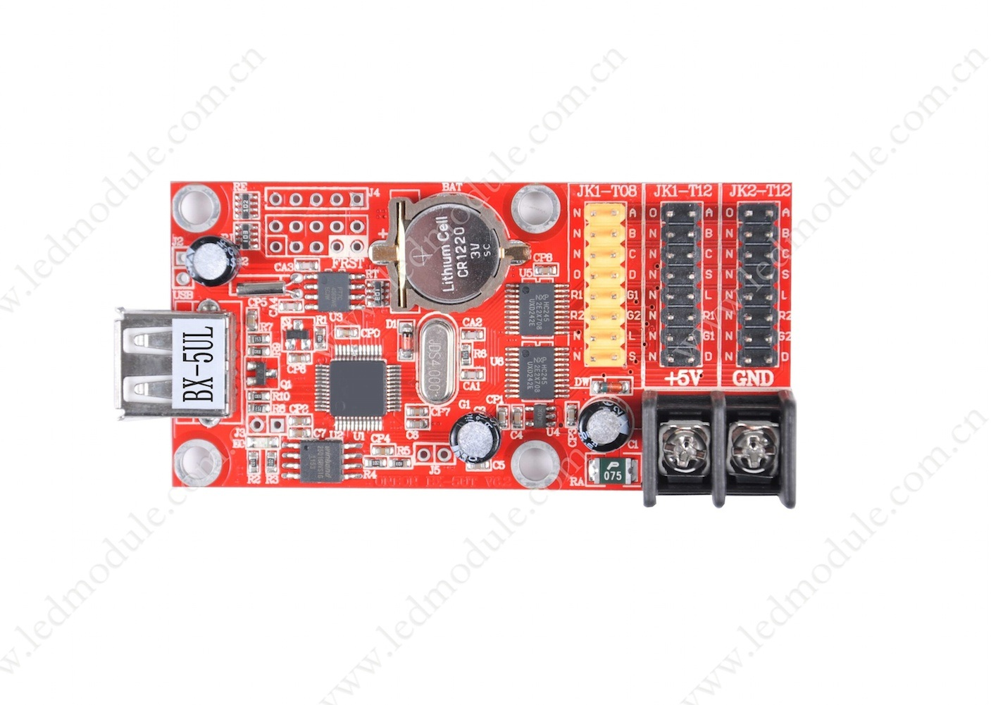 U-Disk LED Display Control Card /Bx-5UL (USB)