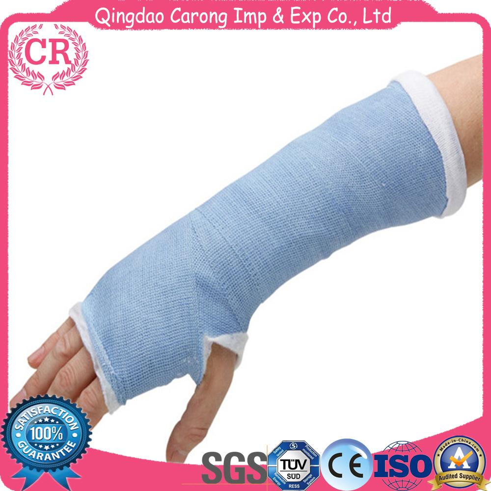 Orthopedic Finger Fiberglass Casting Splint for Hospital Polymer Bandage