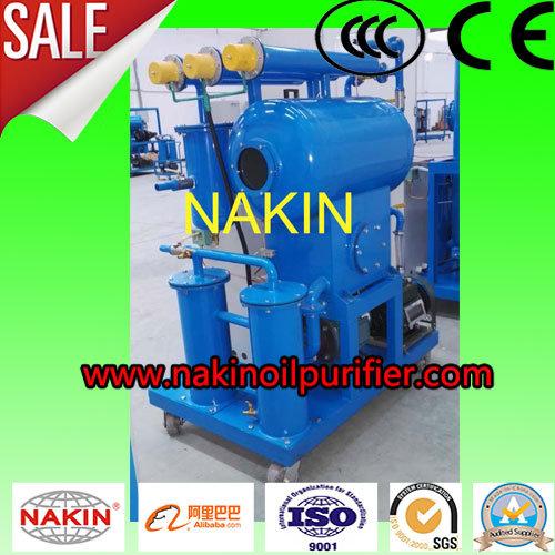 China Manufacturer High Vacuum Oil Purification Plant Transformer Oil Purifier