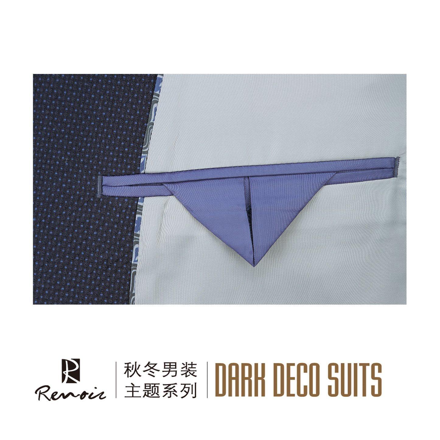 OEM Classic Fit Notch Lapel Men′s Blazer