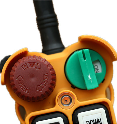 Industrial Wireless Radio Crane Remote Control (F21-14s, F21-14D)