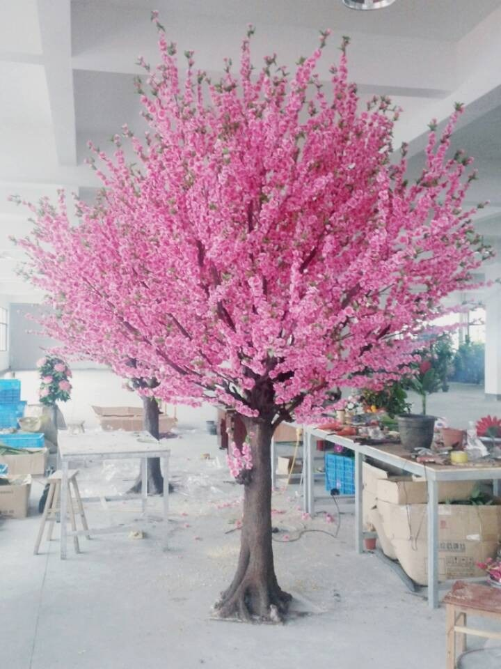 High Quality Artificial Plants of Peach Tree