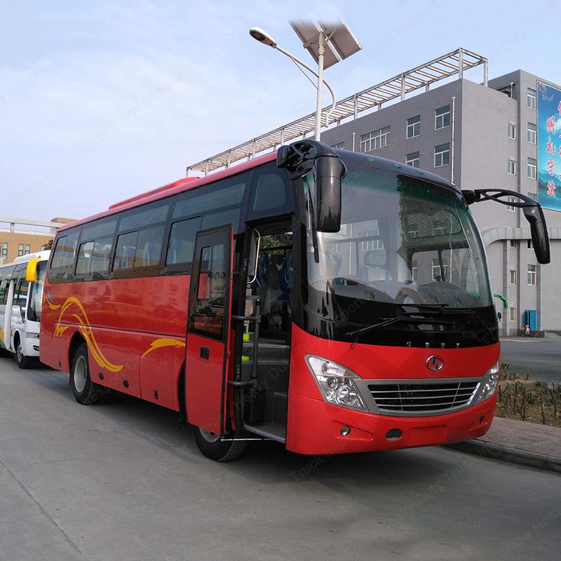 8m 35 Seaters Bus Luxury Coach Bus