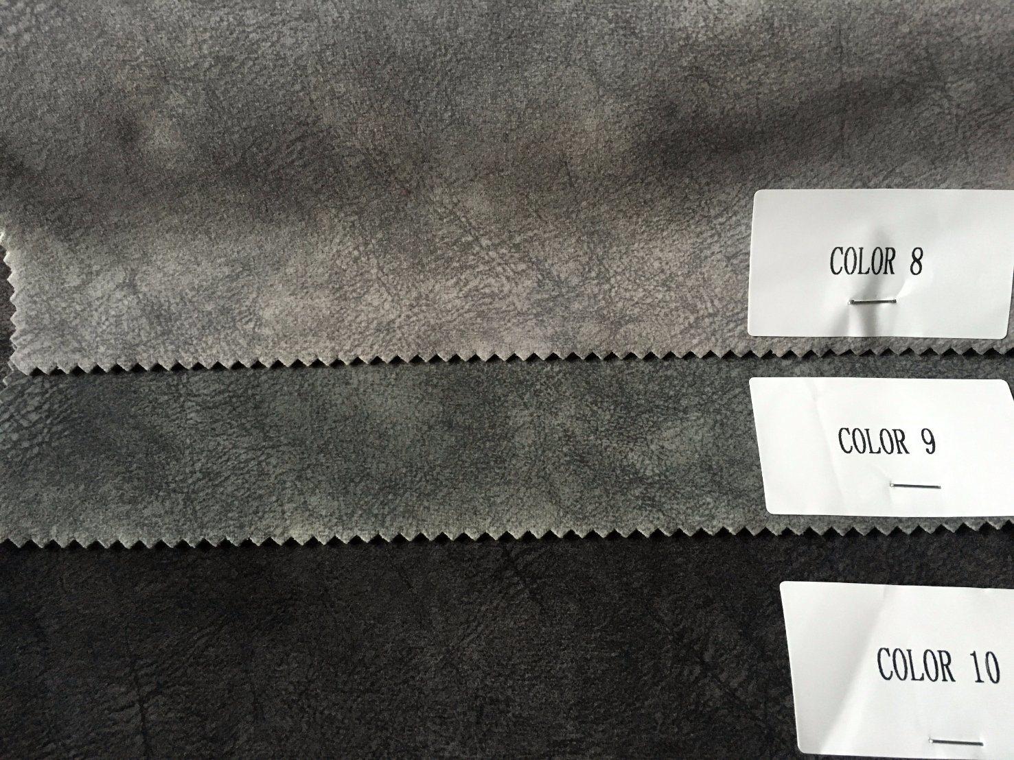 Polyester Warp Knitting Printed Velvet (PR037)