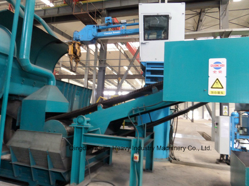 Hot Sale Lost Foam Casting Line for India Market /Lfc/EPC Manufacturer