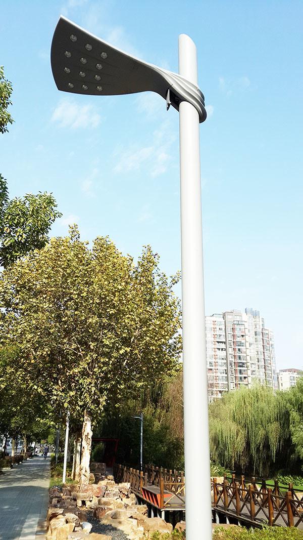 LED Light Pole Sidewalk Lighting