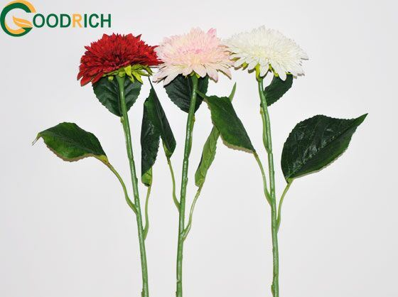 High Quality Big Gerbera Artificial Flower