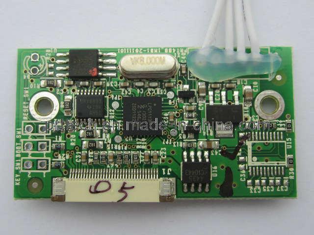 PCB Controller Board Mbpt488f (TTL / RS232)