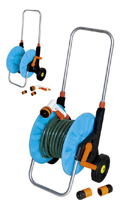 Shixia Seesa Wholesale 20 M Garden Tool Hose Reels Cart (SX-902-20)