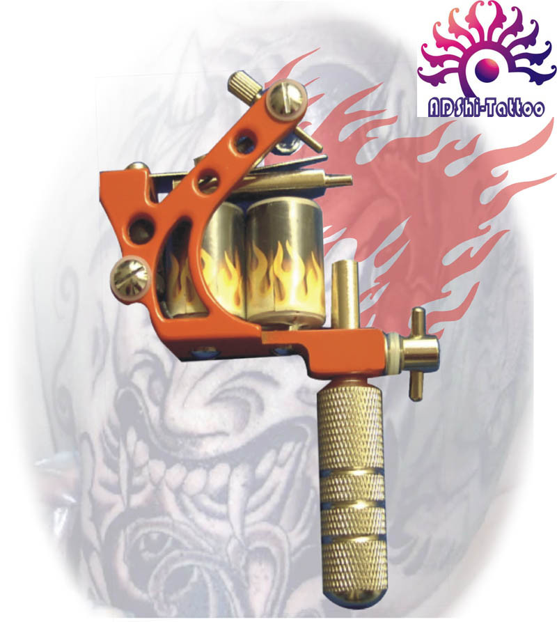 Placed among the best tattoo machine on the market , The Lucky is assemble