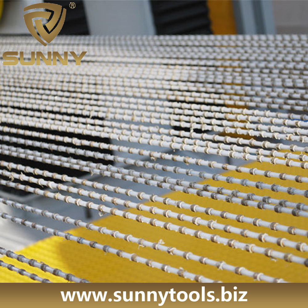 Diamond Multi-Wire Saws for Granite Slab Cutting (S-DWS-1049)