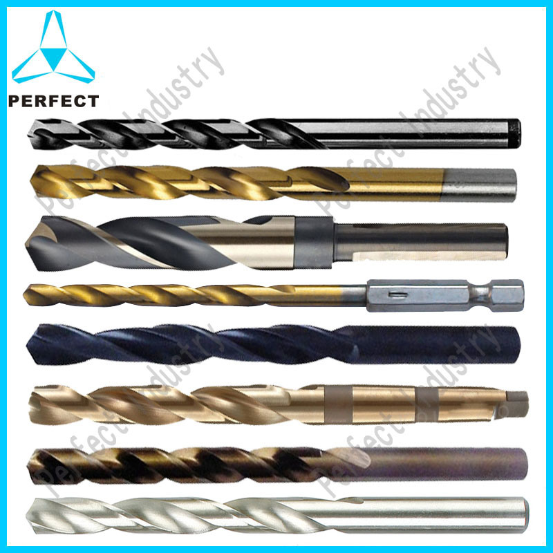 High Quality HSS Twist Drill Bits