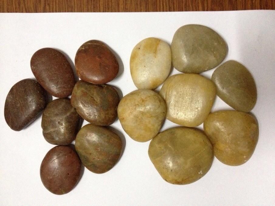 Natural Pebble Stone for Graden Decoration