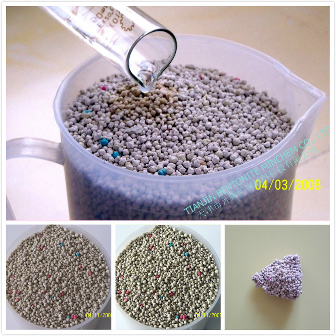 High Quality Bentonite Cat Sand / Cat Litter