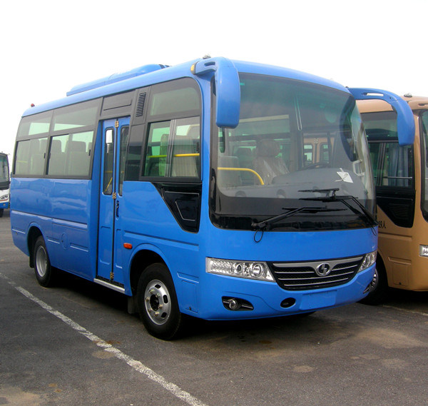 Cheap 6m Diesel City Bus with 19-25 Seats