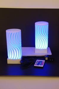 lampe sans fil de tableau de led mp ch lampe sans fil. Black Bedroom Furniture Sets. Home Design Ideas