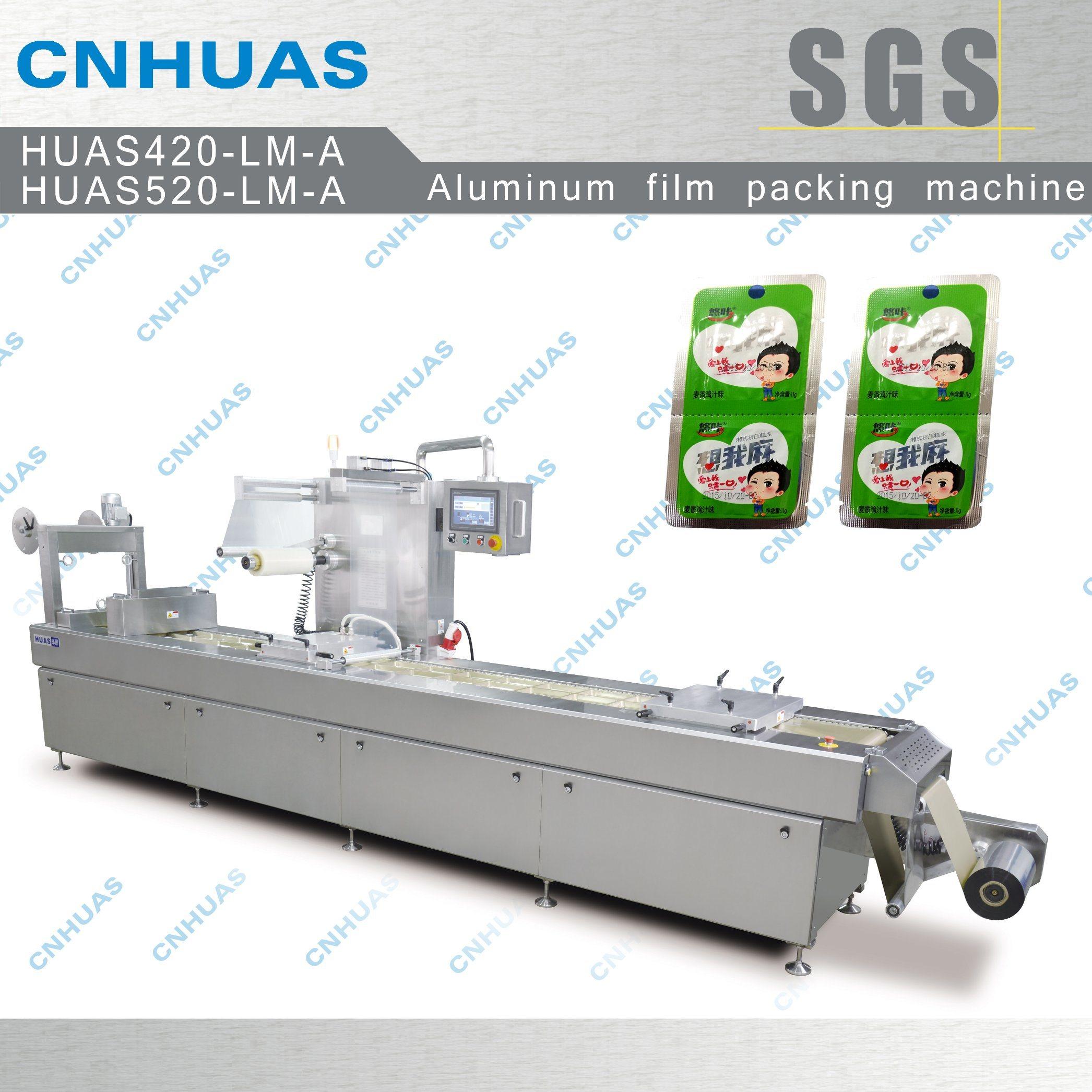 Aluminum Foil Vacuum Packing Machine for Tea