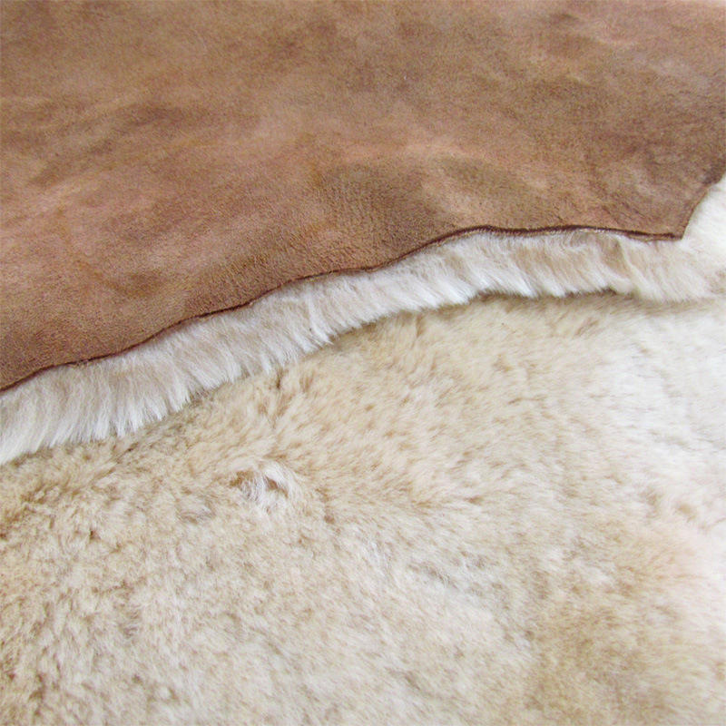 Genuine Sheepskin Trapper Ear Flap Hat Fashion Caps