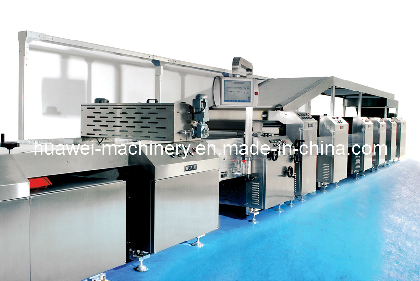 Biscuit Machine Biscuit Production Line