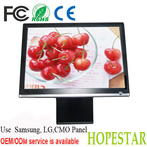 """19"""" USB Resistive Touch Screen Monitor"""