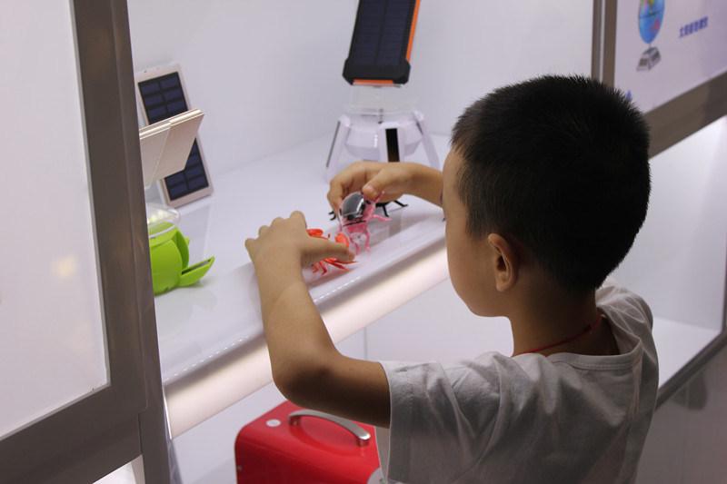Solar Power Toys for Children