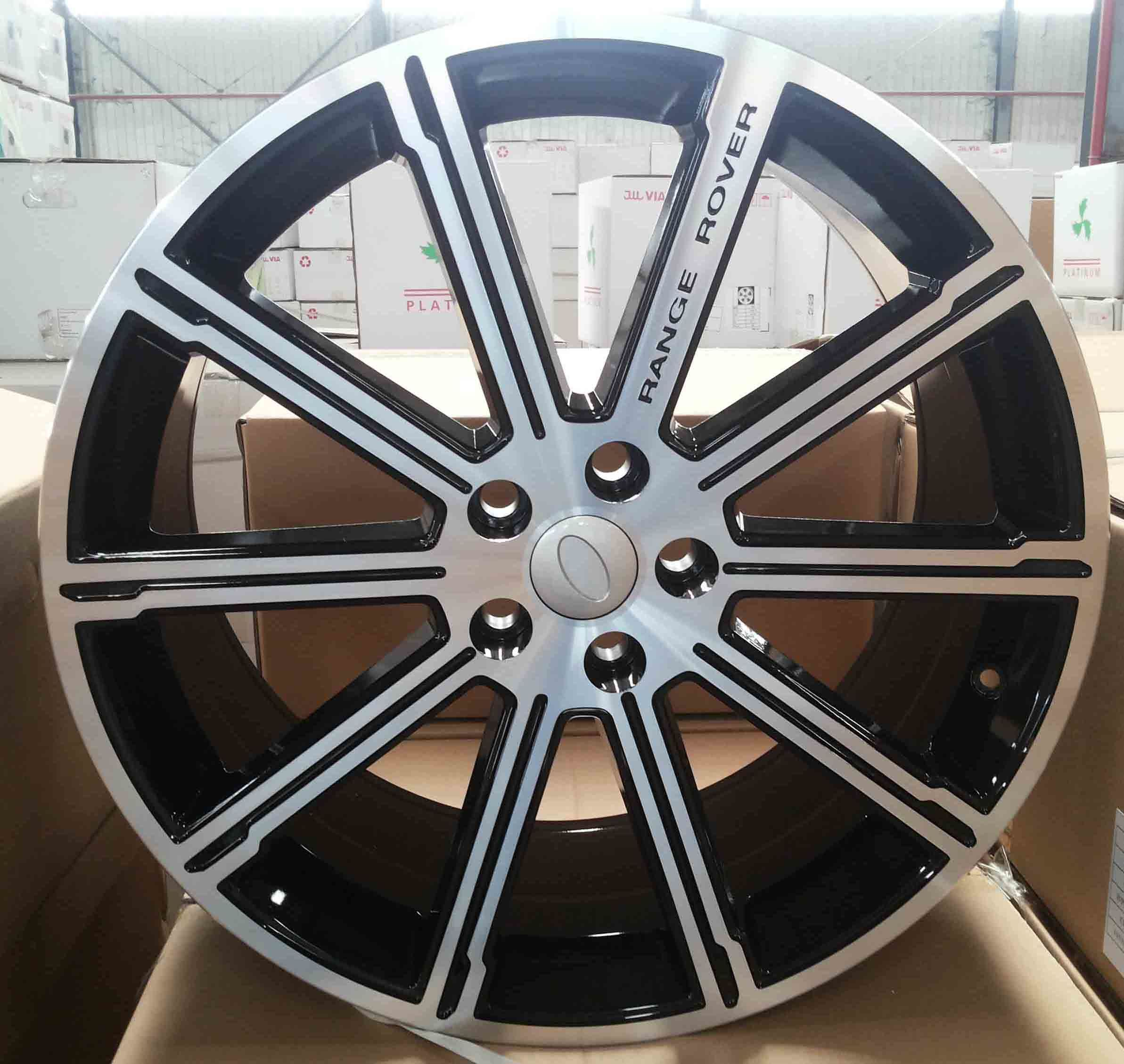 Replica Land Rover Alloy Wheel (HD916)