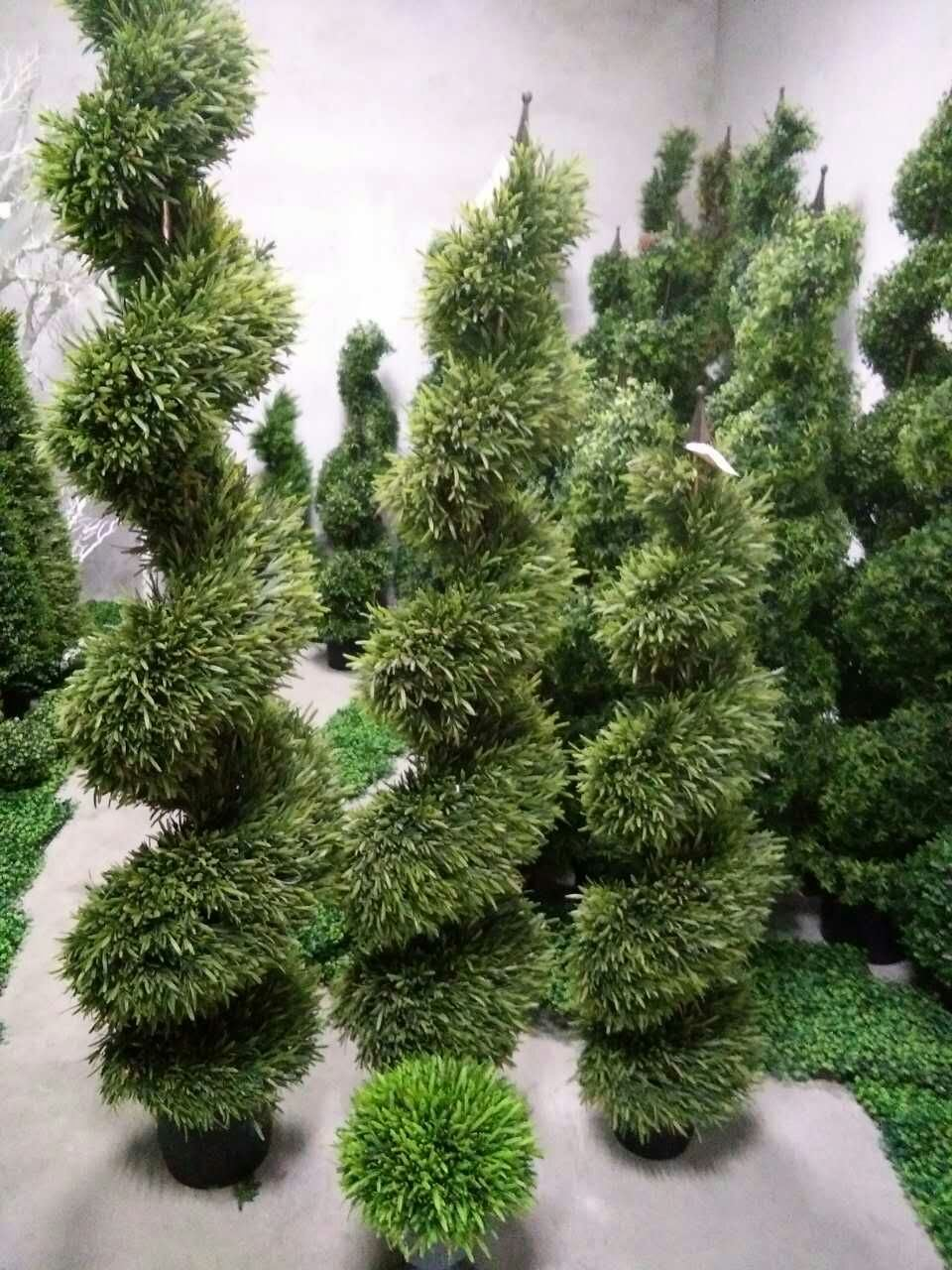 Artificial Plants and Flowers of Boxwood Tree Gu828289392