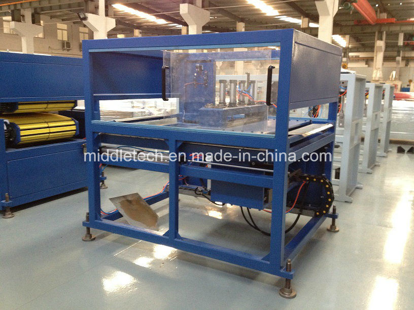 PVC/WPC Plastic Windows and Door Profiles Extrusion/Production Line