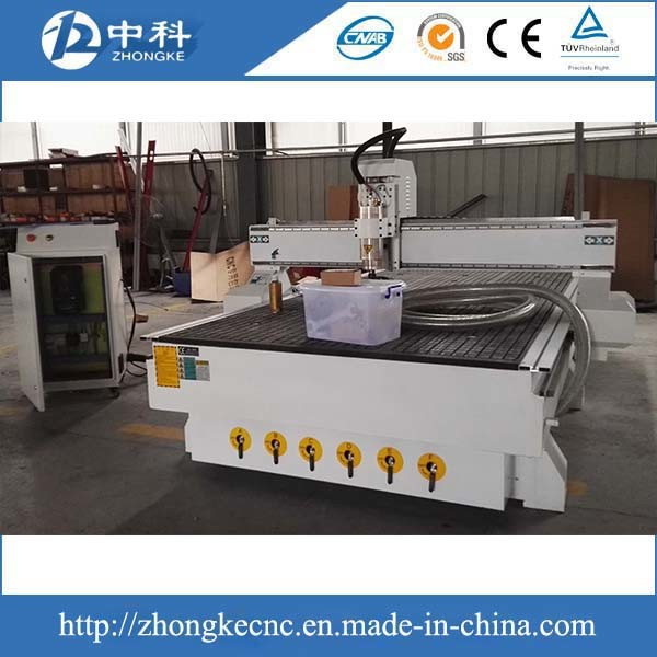 Zk 1325 Model Cabinets Doors Producing CNC Router