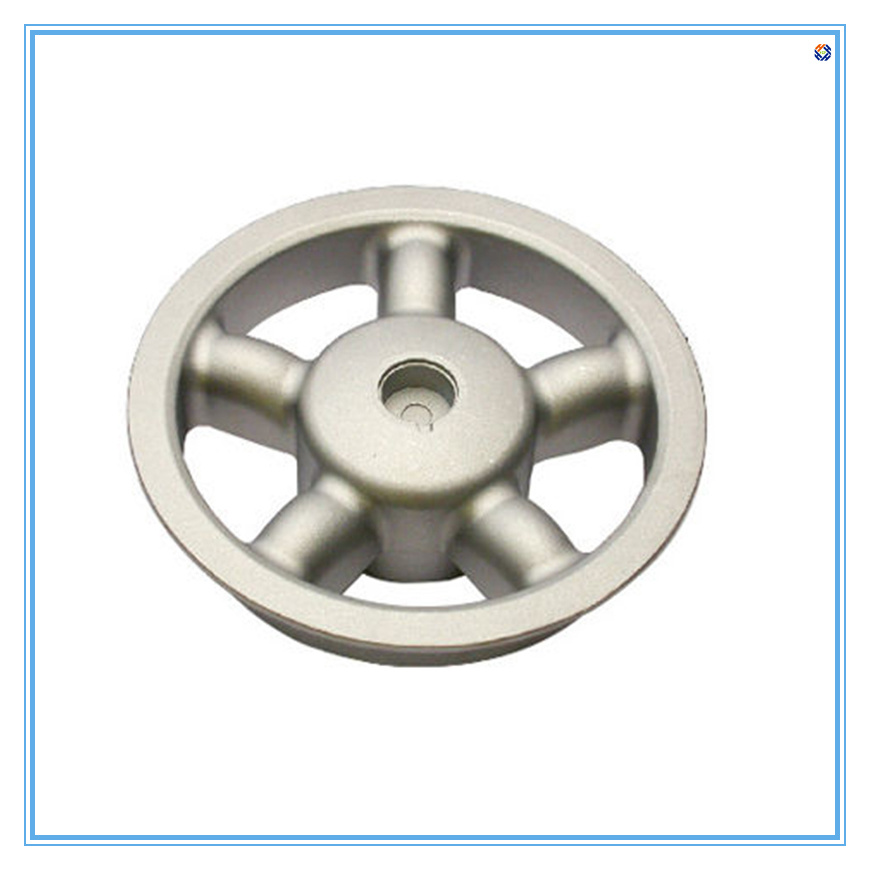 Precision Aluminum Alloy Die Casting by Mechanical Processing