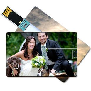 Promotion Gift Credit Card USB Flash Drive (CMT-CC001)