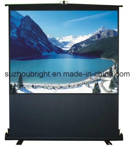 Portable Floor Standing Projector Screen