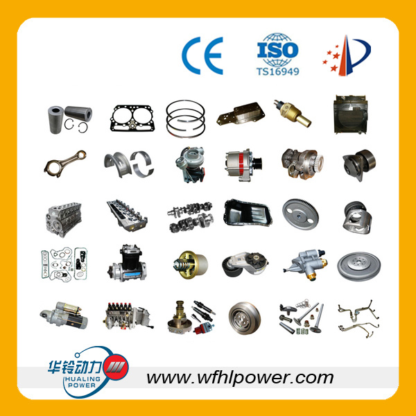 Spare Parts for Diesel Engines