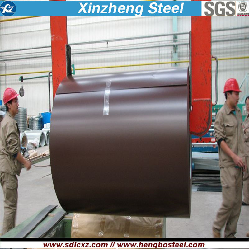 0.13-1.4mm Building Material Steel Coil Prepainted Galvanized Steel Coil