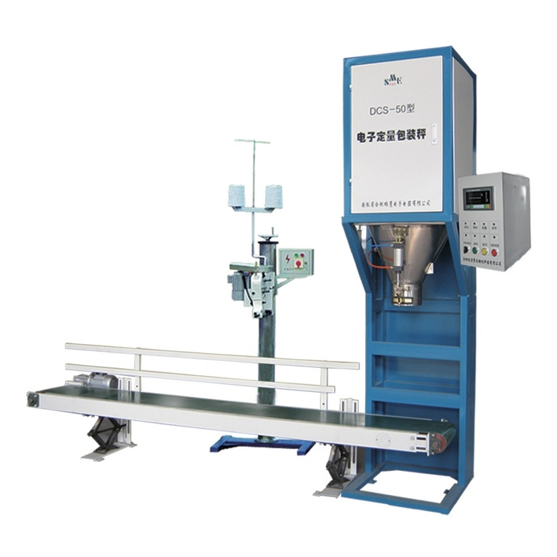 Filling and Bagging Machinery with CE