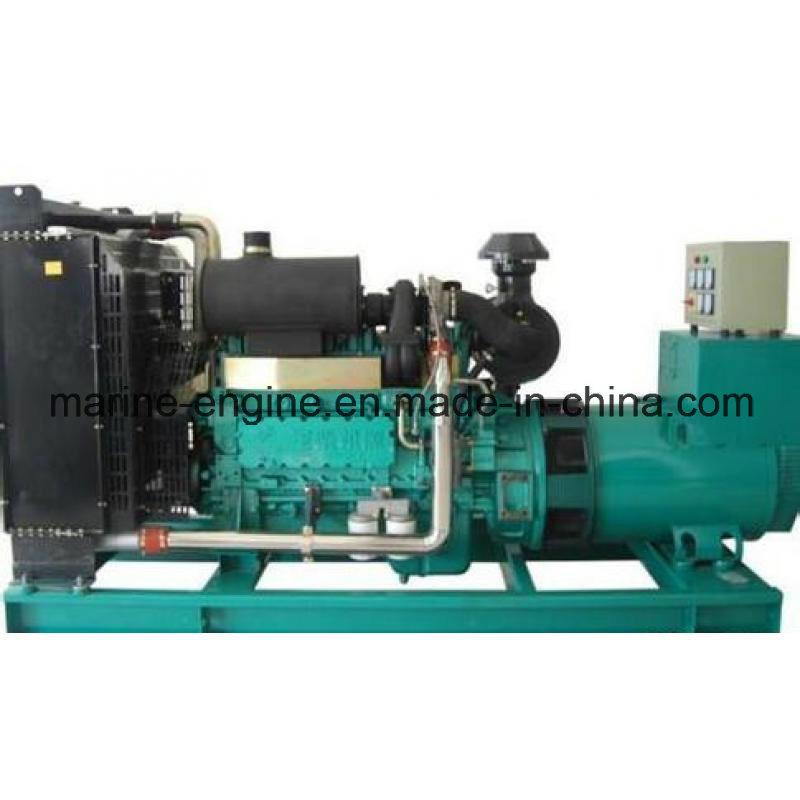 330kw Chinese Yuchai Diesel Genset with Yc6t550L-D20 Engine