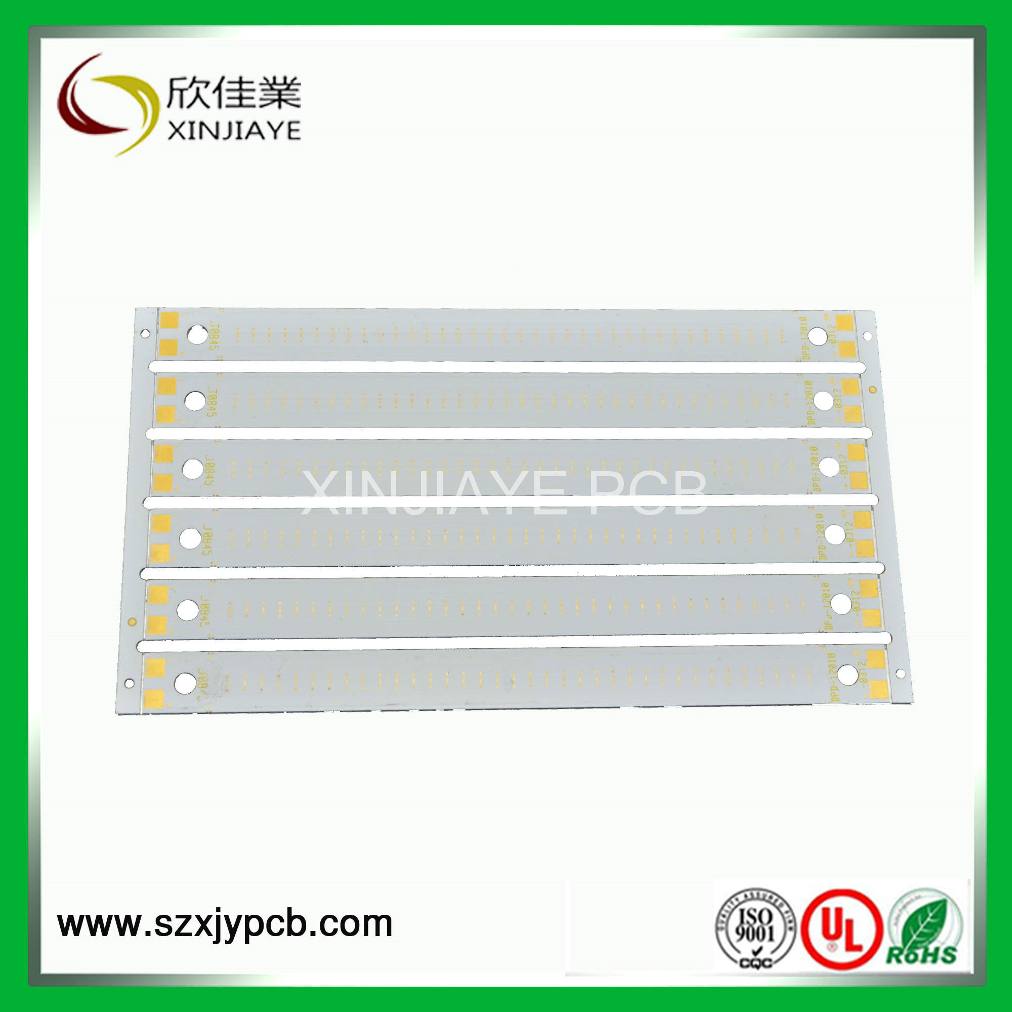 China Double Side LCD and LED PCB Manufacturer