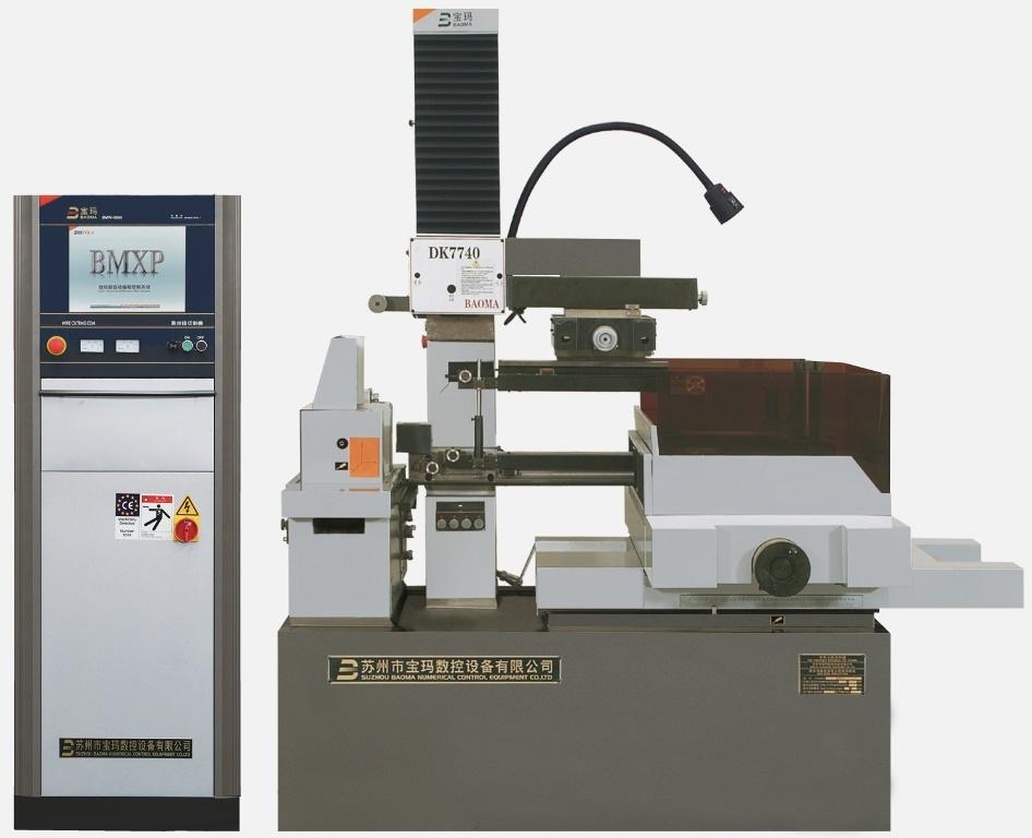 CNC Wire Cut EDM[Dk7740]