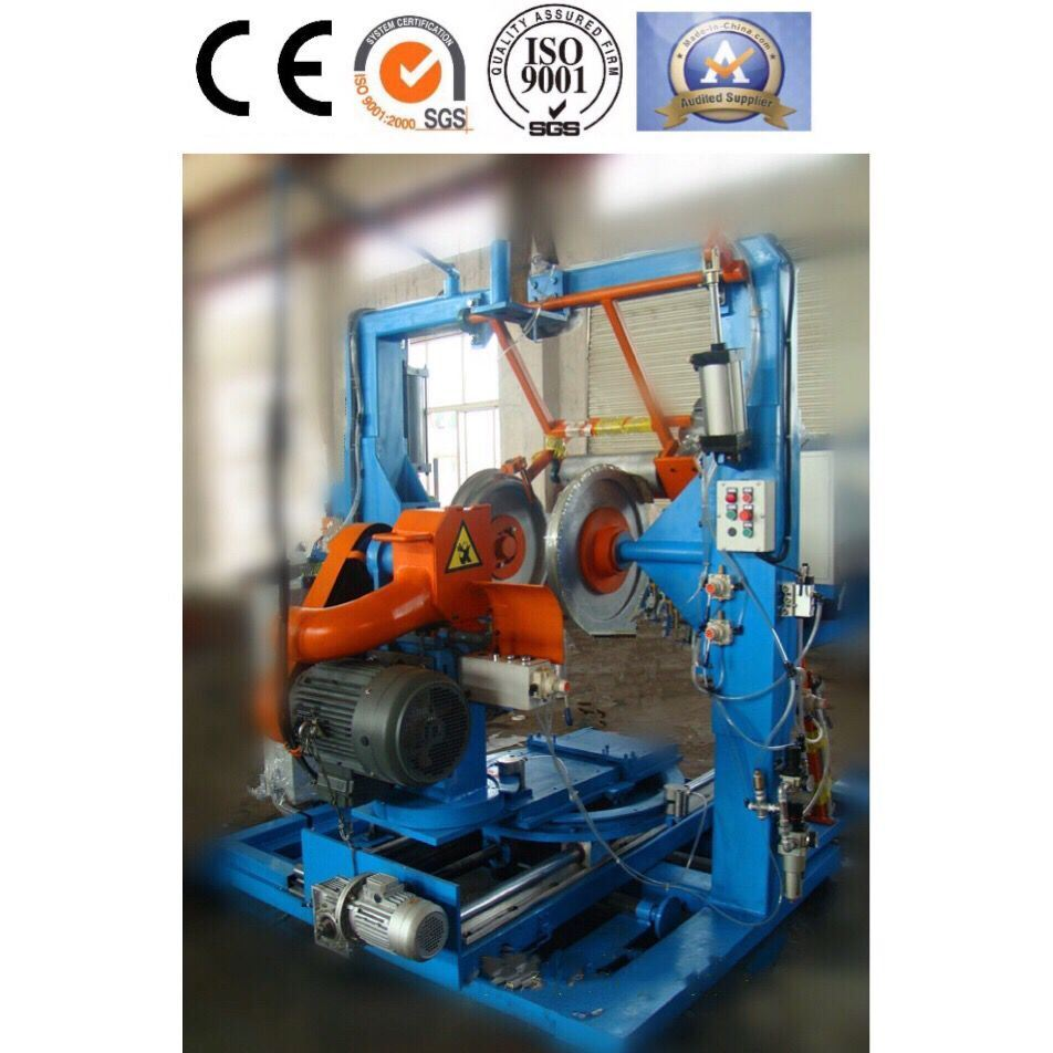 The Buffing Machine of Tyre Retreading Equipment
