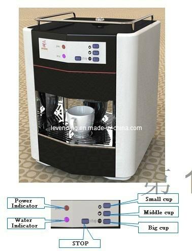 Auto Coffee Capsule Pod Machine