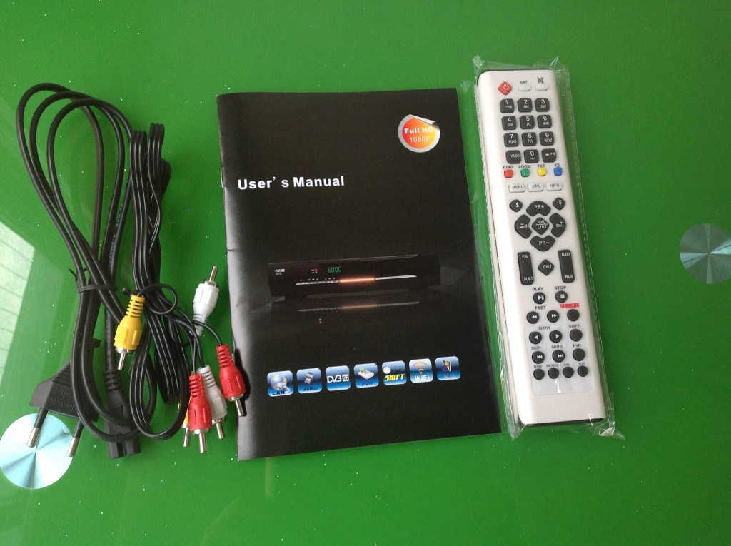 Satellite Set-Top Box