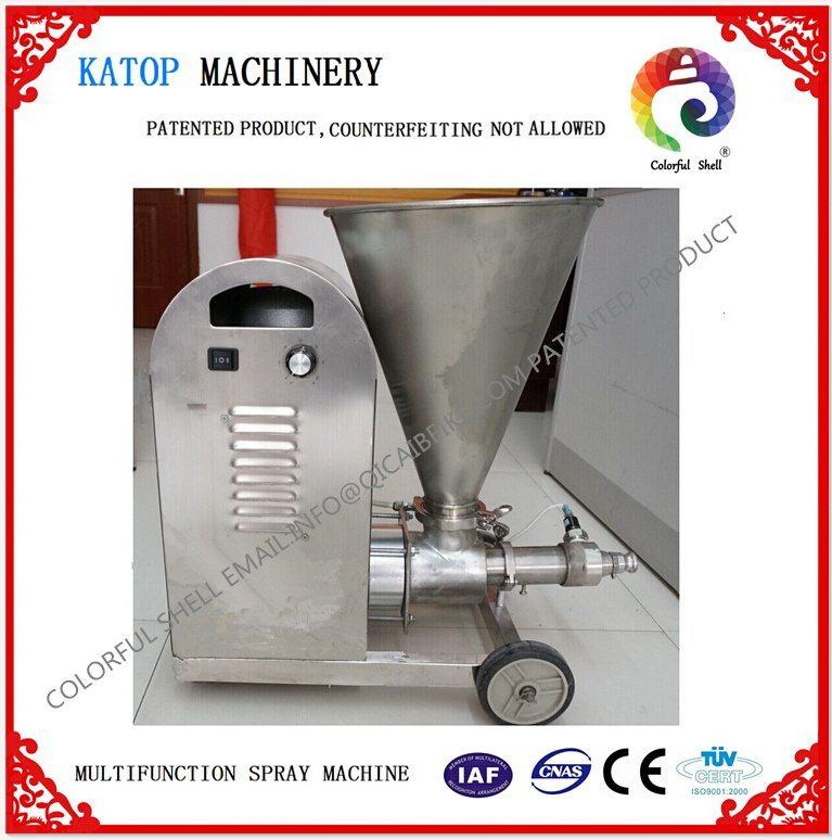 Spray Coating Machine for Gypsum Putty