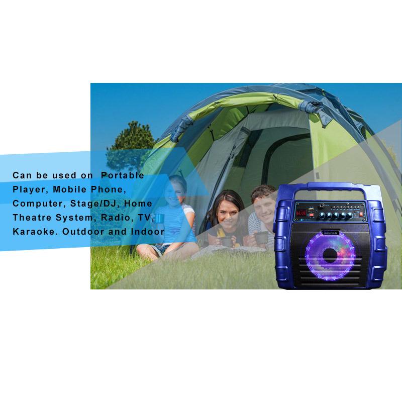 Portable Mini Bluetooth Wireless Speaker P5 Multimedia Speaker