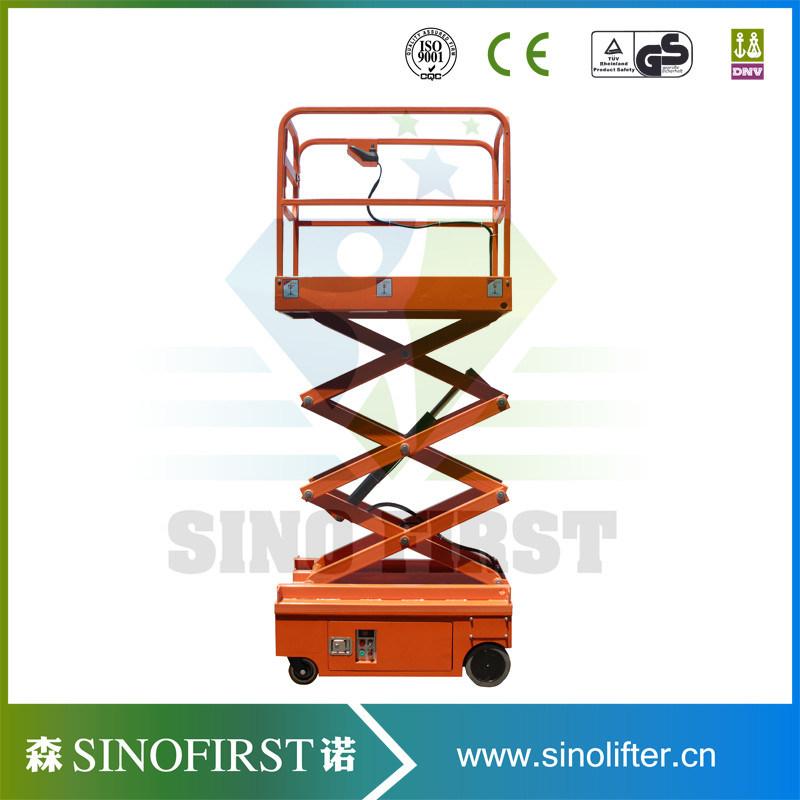 3.0m to 4.0m Mini Small Compact Scissor Lift